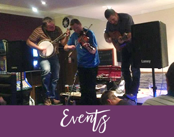 Events - live music and entertainment in Mallaig